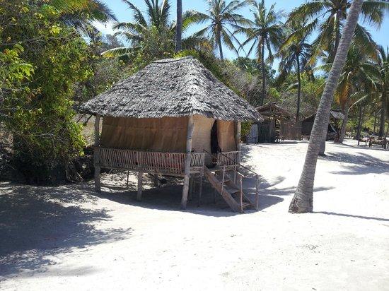 Kichanga Lodge : salle de massage