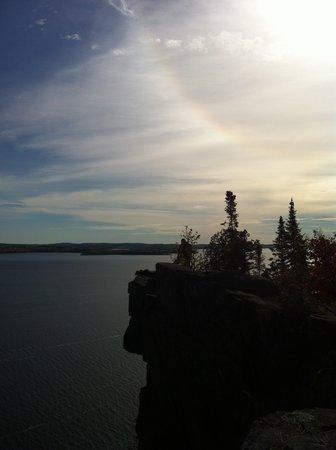 Devil's Rock Hiking Trail: Devil's Rock