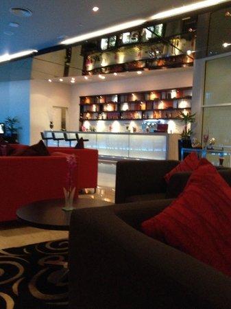 Grand Millennium Al Wahda: Executive lounge