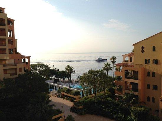โคลัมบัส มอนเต้-คาร์โล โฮเต็ล: View from hotel room