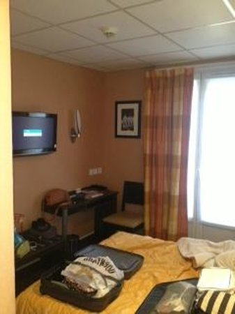 Jack's Hotel : camera piccola ma accogliente