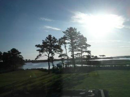 Bay Tree Manor: View from Heather Marie Suite