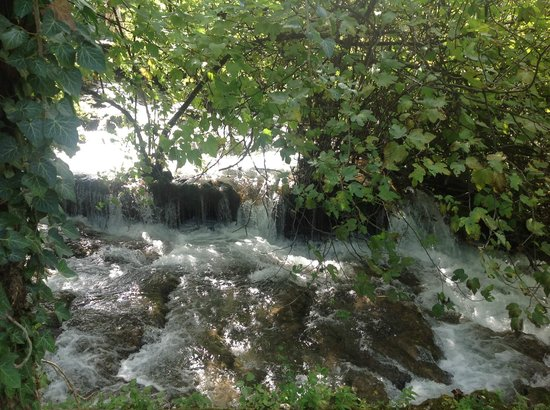 Parco Nazionale Krka : Percorso nel parco