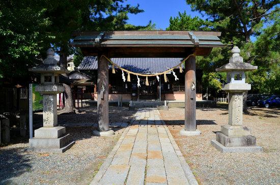 Minato Shinmei Shrine