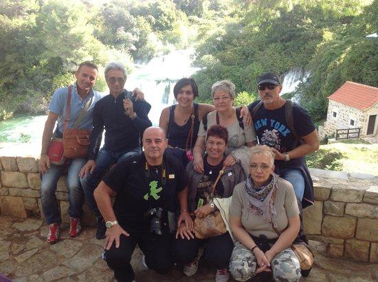 Krka National Park : Il gruppo