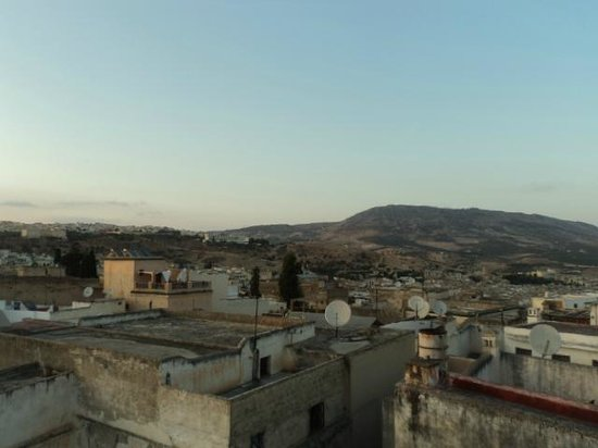 Riad Verus : view from terrace