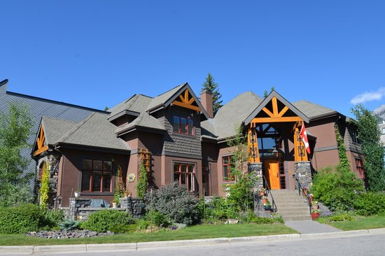 Buffaloberry Bed and Breakfast, Banff