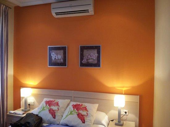 Luz Madrid Rooms : La camera in cui sono stato