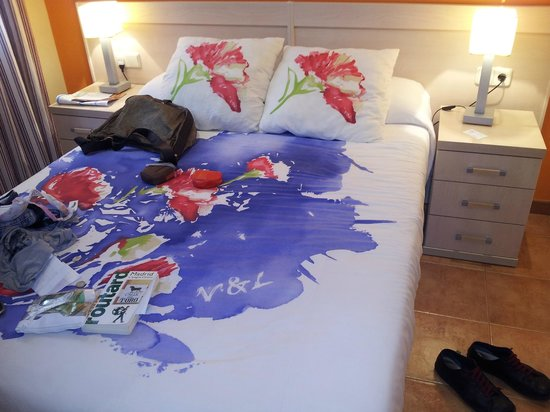 Luz Madrid Rooms : La camera in cui sono stato - letto