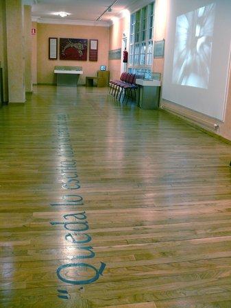 Emilia Pardo Bazan House Museum : Sala III. A produción literaria
