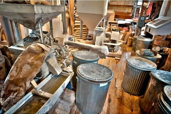 Wade's Mill : Inside the mill