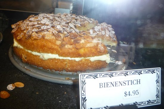 Cafe Vonsolln: Coffee cake