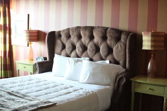 Le Champlain Hotel: Comfortable Bed