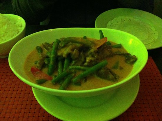 Aceluck Thai : food at the Aceluck