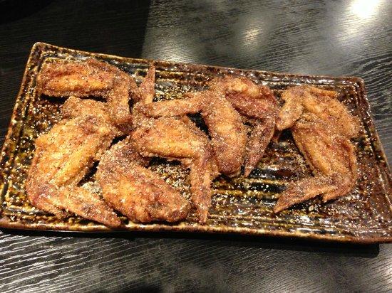 Chochinya : Le mitiche ali di pollo!!!