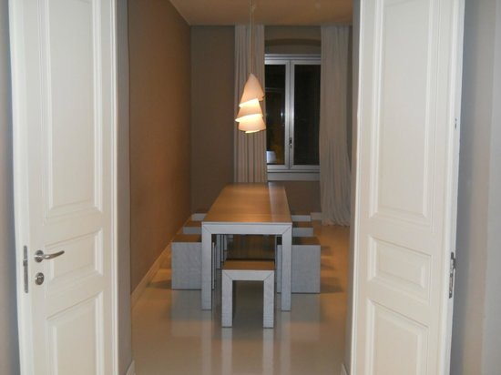 House 5 Room Design: Sala Colazioni
