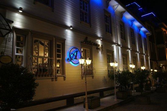 Avicenna Hotel : Hotel