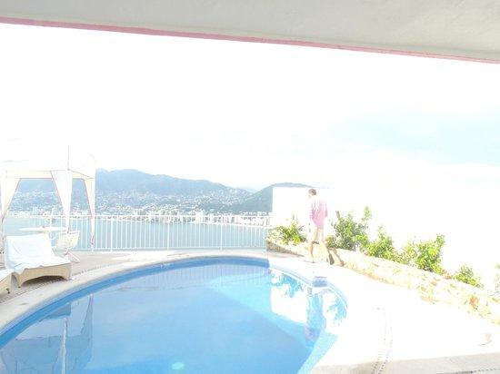 Las Brisas Acapulco : Alberca privada en el cuarto