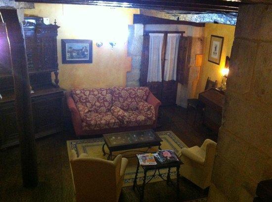 La Casa del Organista: Zona común Wifi