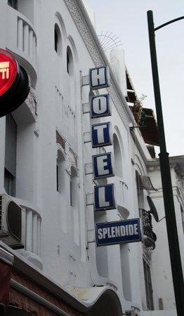 Hotel Splendid: Street view