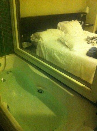 Hotel Ucciardhome: Nosso quarto