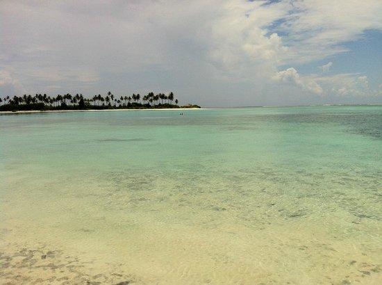 Olhuveli Beach & Spa Maldives: laguna