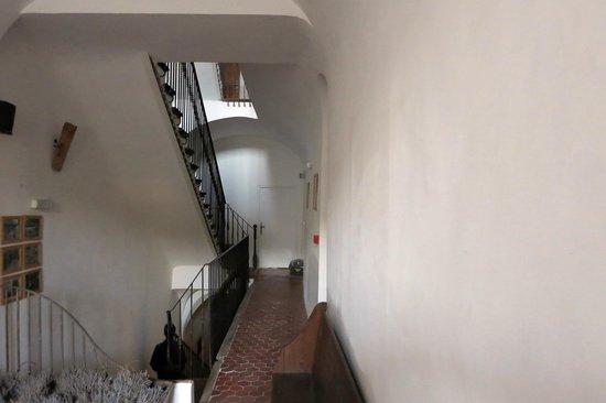 Le Couvent : Treppenhaus