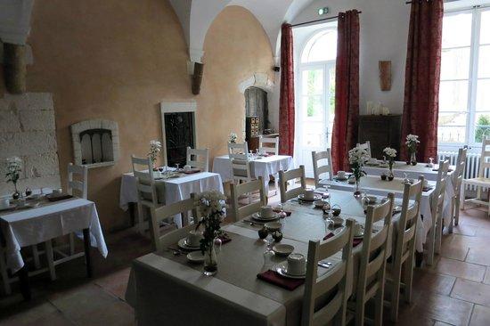 Le Couvent : Sehr hübscher Speisesaal