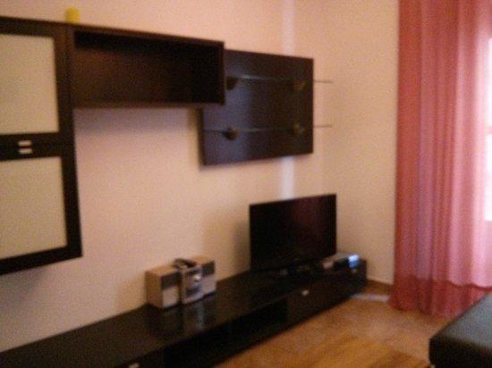 Apartamentos Living Valencia : Comedor