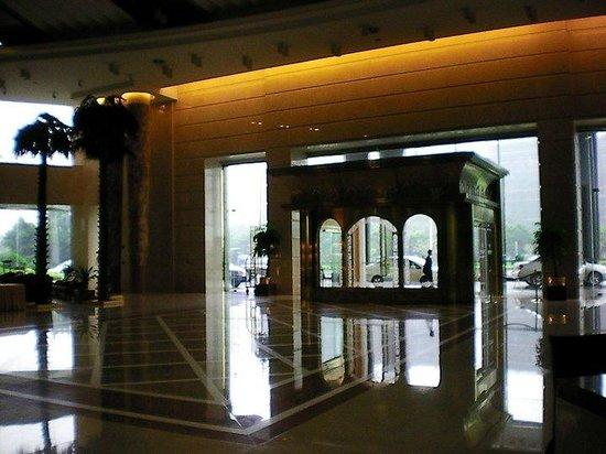HJ Grand Hotel: la hall