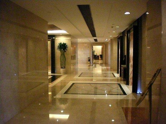 HJ Grand Hotel: il piano delle camere