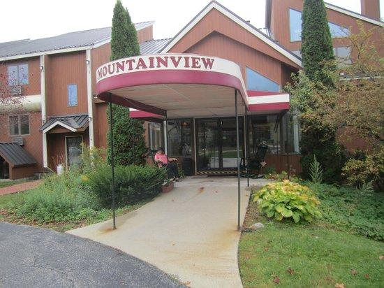 Mendon Mountainview Lodge: Mendon Lodge