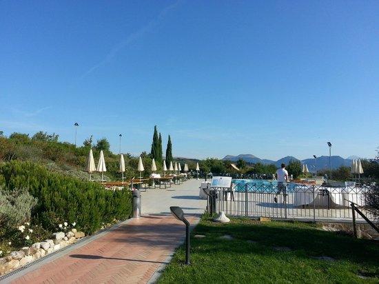 Coldimolino Country House: piscina