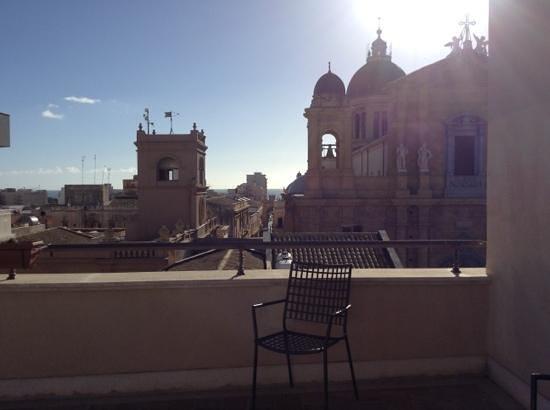Best Western Hotel Stella d'Italia : il terrazzo della 403!