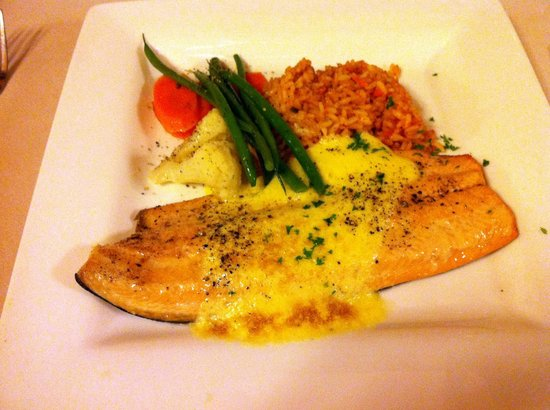 The Bras d'Or Lakes Inn: Sea Trout