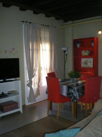 Apartamentos Refitoleria: Comedor