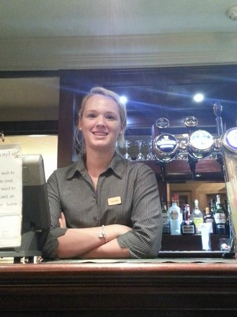 Best Western Lichfield City Centre The George Hotel: Pastime and goode companie.