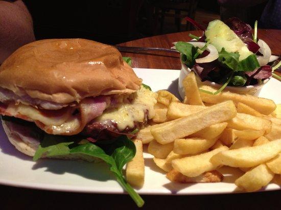 The Goose: Goose Burger