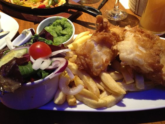 The Goose: Goose Fish & Chips