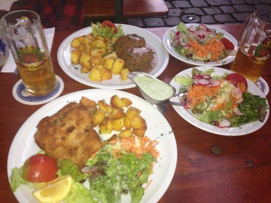 Dauth-Schneider : Delicious food!