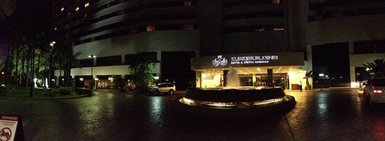 Eurobuilding Hotel and Suites Caracas: Nice entrance