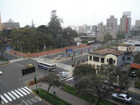 Hotel & Casino Boulevard: Vista - Quarto