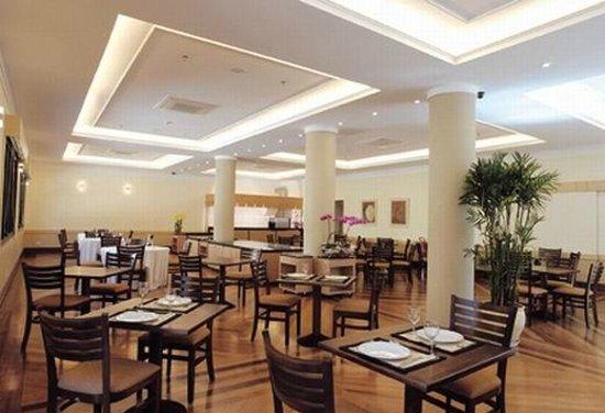 Luz Plaza Sao Paulo: Restaurante Prates