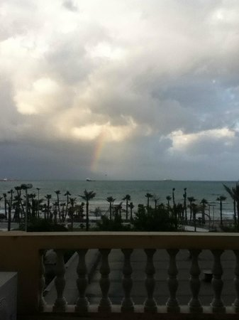 Hotel San Giorgio: The Beautiful Rainbow