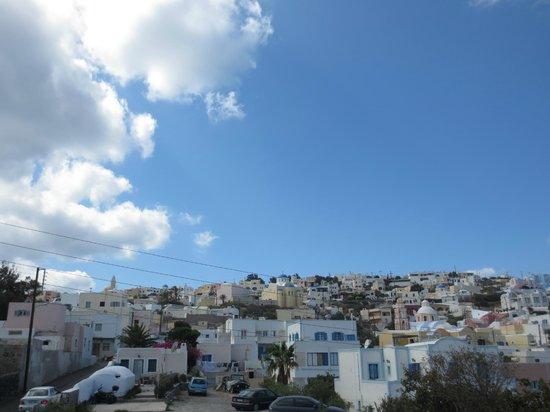 Evgenia Villas & Suites : Santorini