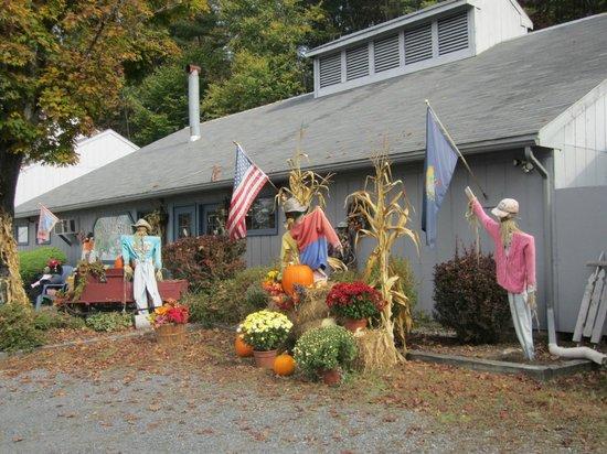 New England Maple Museum: Autumn Display
