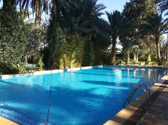 Hotel Kerdada: Kerdada piscine