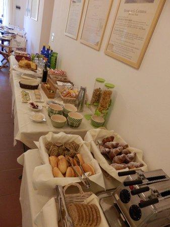 Hotel & Resort Sant'Anna del Volterraio : Prima colazione