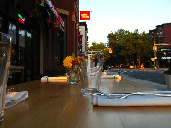 Eat Drink Brooklyn: Park Slope at sundown.