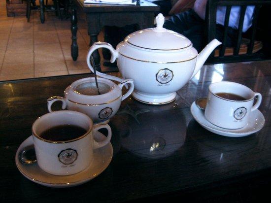 Mackwoods Labookellie Tea Centre: 試飲  たっぷりいただけました